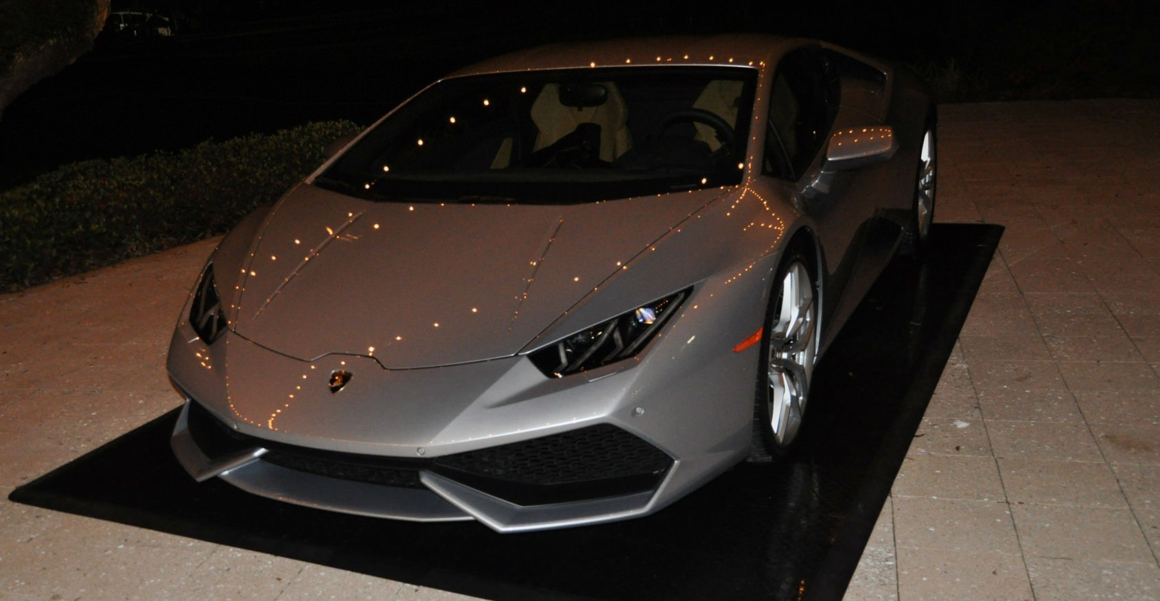 Car-Revs-Daily.com -- 2015 Lamborghini Huracan -- Official American Debut 105