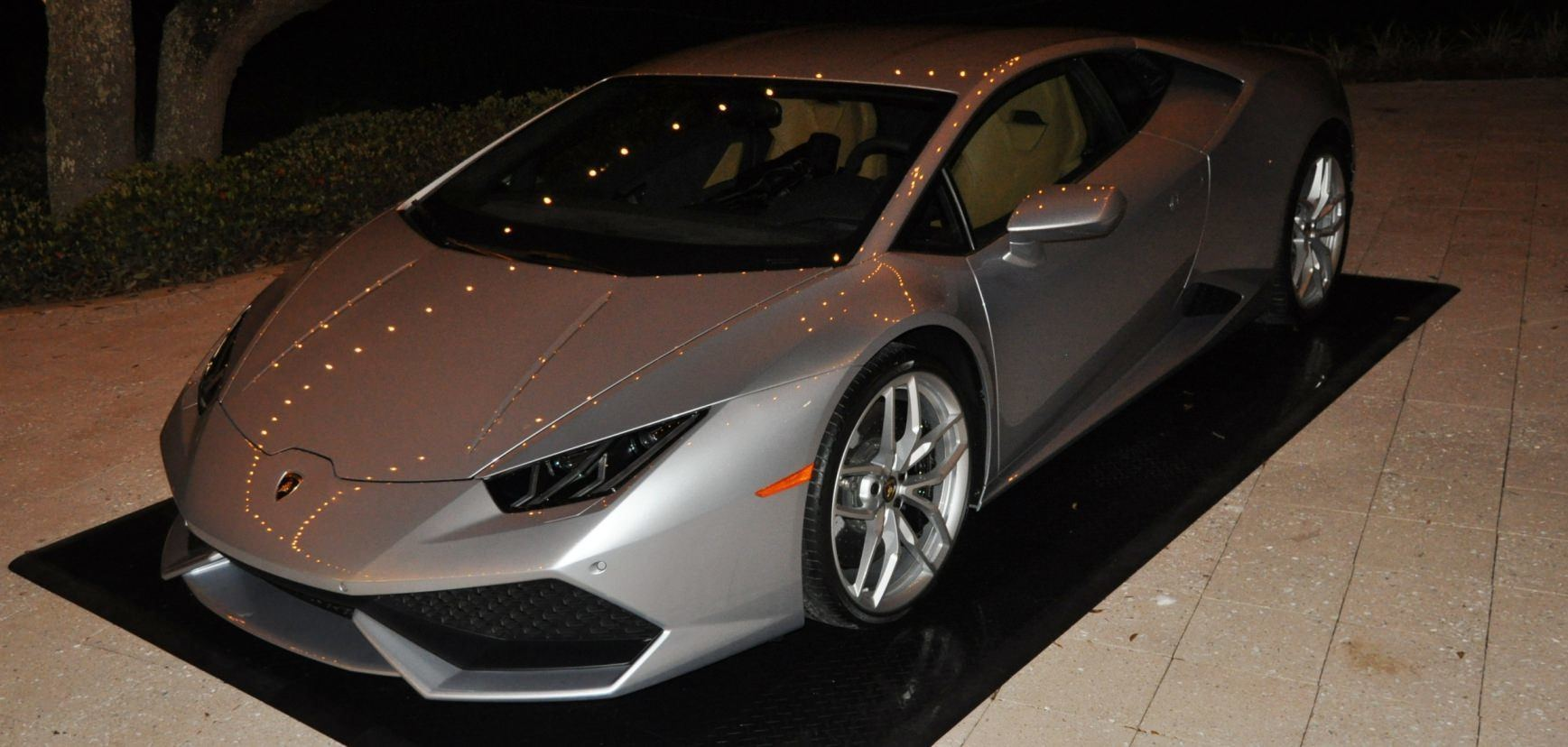 Car-Revs-Daily.com -- 2015 Lamborghini Huracan -- Official American Debut 106