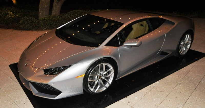 Car-Revs-Daily.com -- 2015 Lamborghini Huracan -- Official American Debut  107