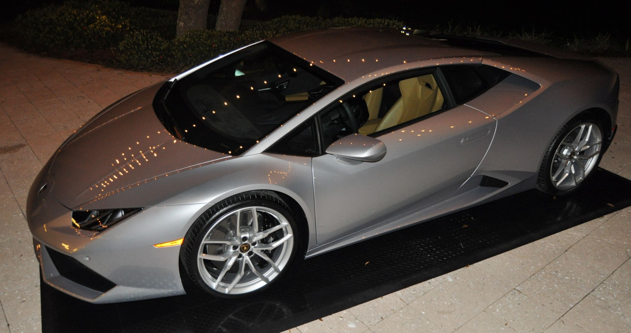Car-Revs-Daily.com -- 2015 Lamborghini Huracan -- Official American Debut 108
