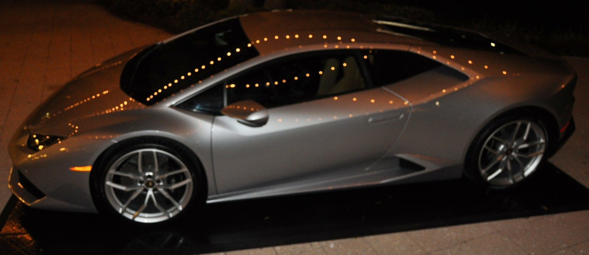 Car-Revs-Daily.com -- 2015 Lamborghini Huracan -- Official American Debut 109