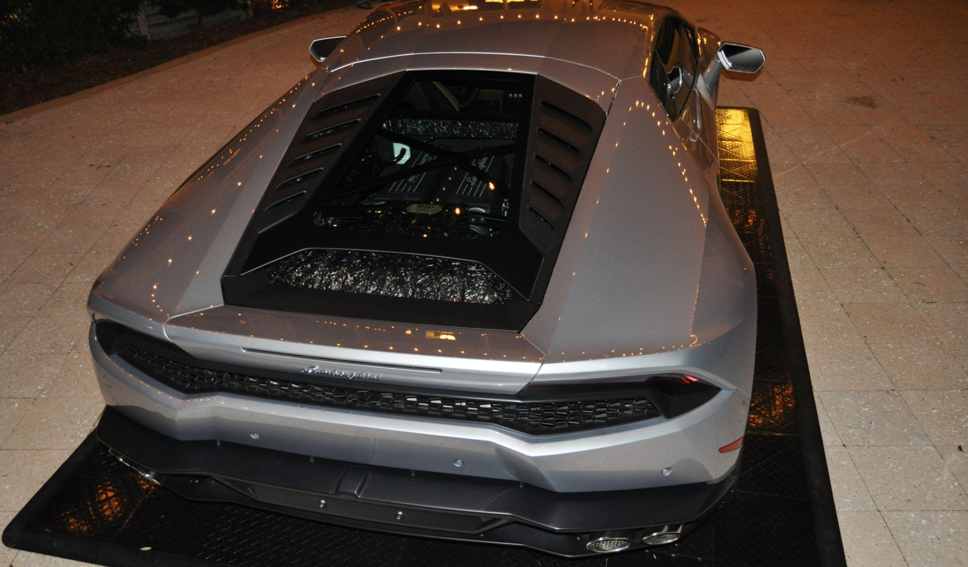 Car-Revs-Daily.com -- 2015 Lamborghini Huracan -- Official American Debut 118