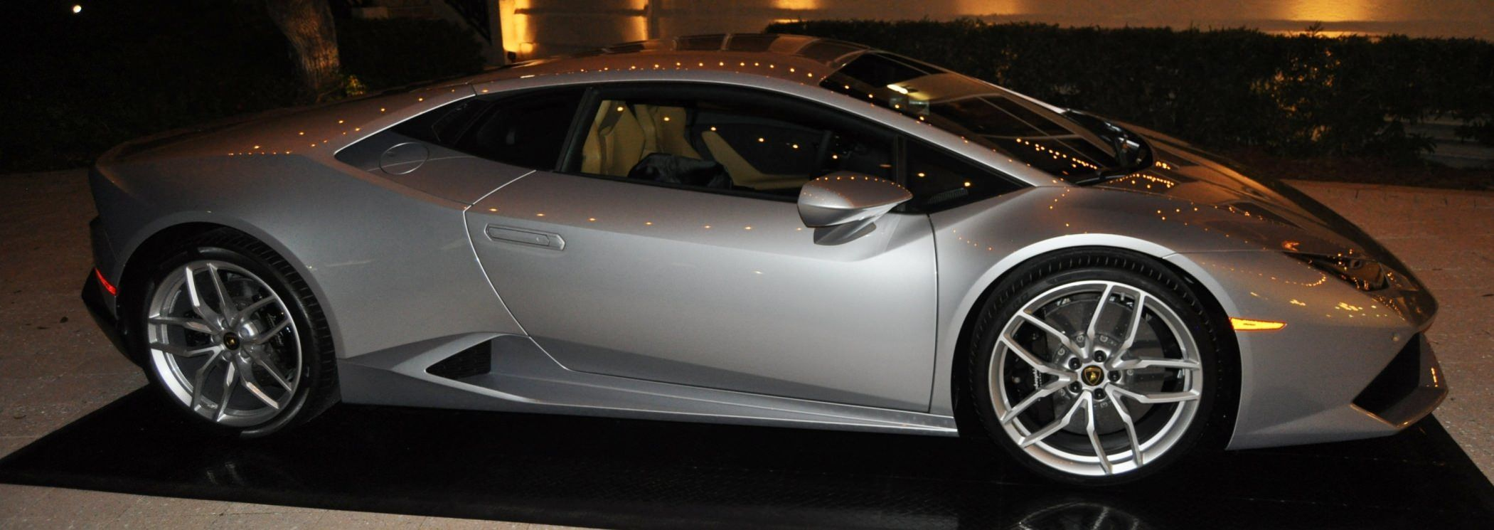 Car-Revs-Daily.com -- 2015 Lamborghini Huracan -- Official American Debut 128