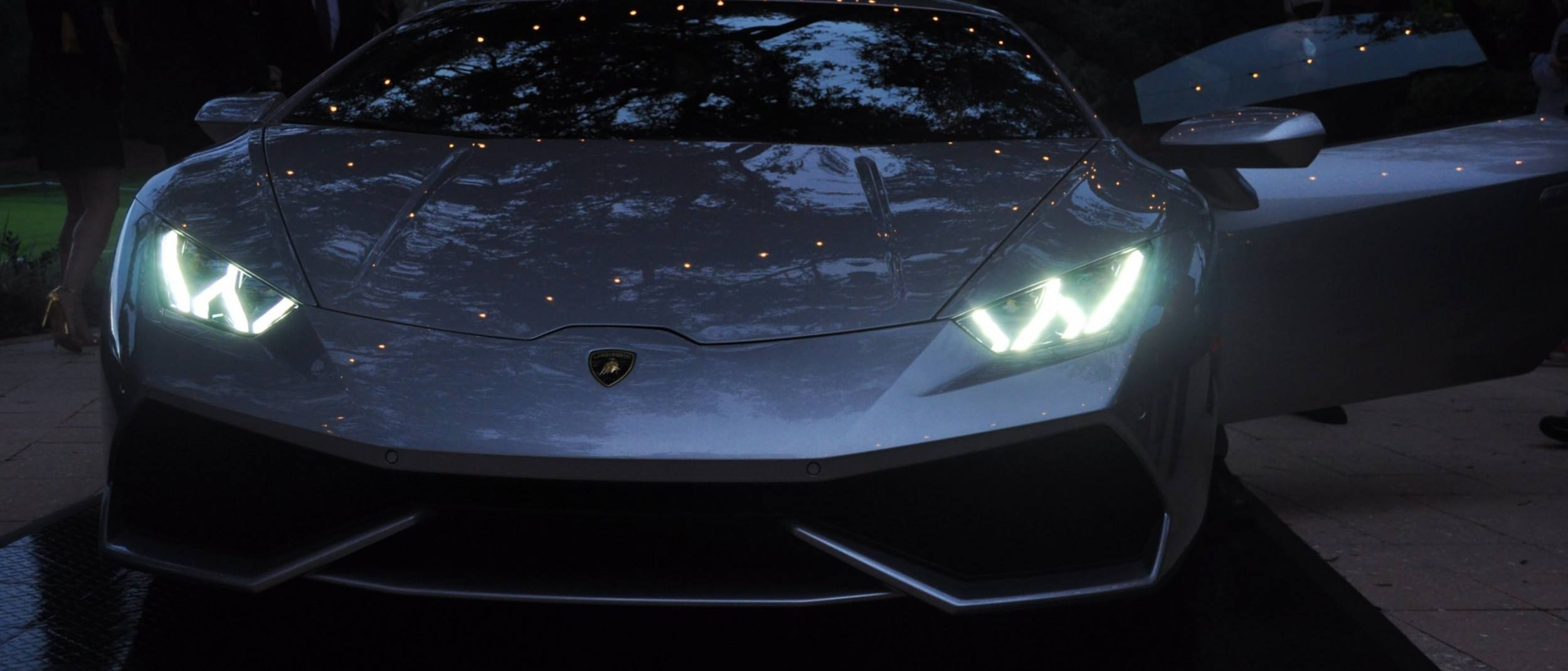 Car-Revs-Daily.com -- 2015 Lamborghini Huracan -- Official American Debut 28