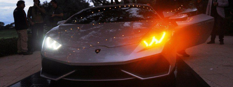 Car-Revs-Daily.com -- 2015 Lamborghini Huracan -- Official American Debut  52