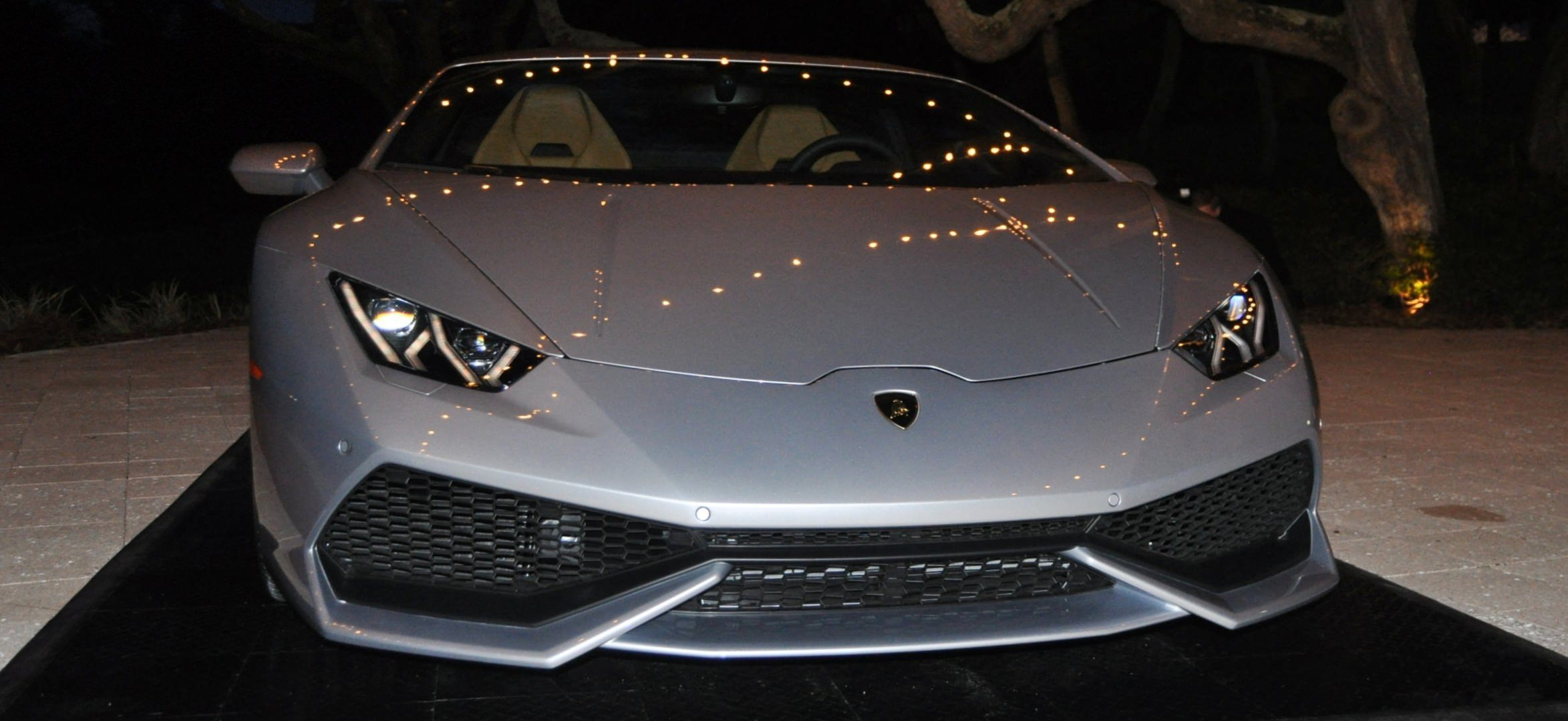 Car-Revs-Daily.com -- 2015 Lamborghini Huracan -- Official American Debut 62