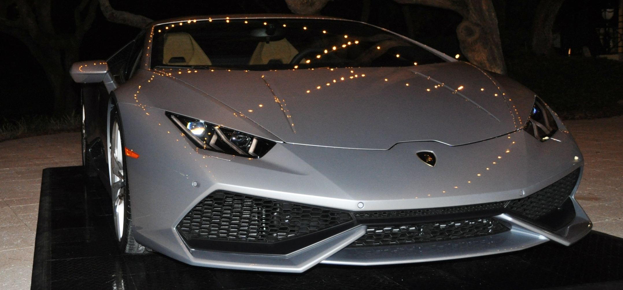 Car-Revs-Daily.com -- 2015 Lamborghini Huracan -- Official American Debut 68