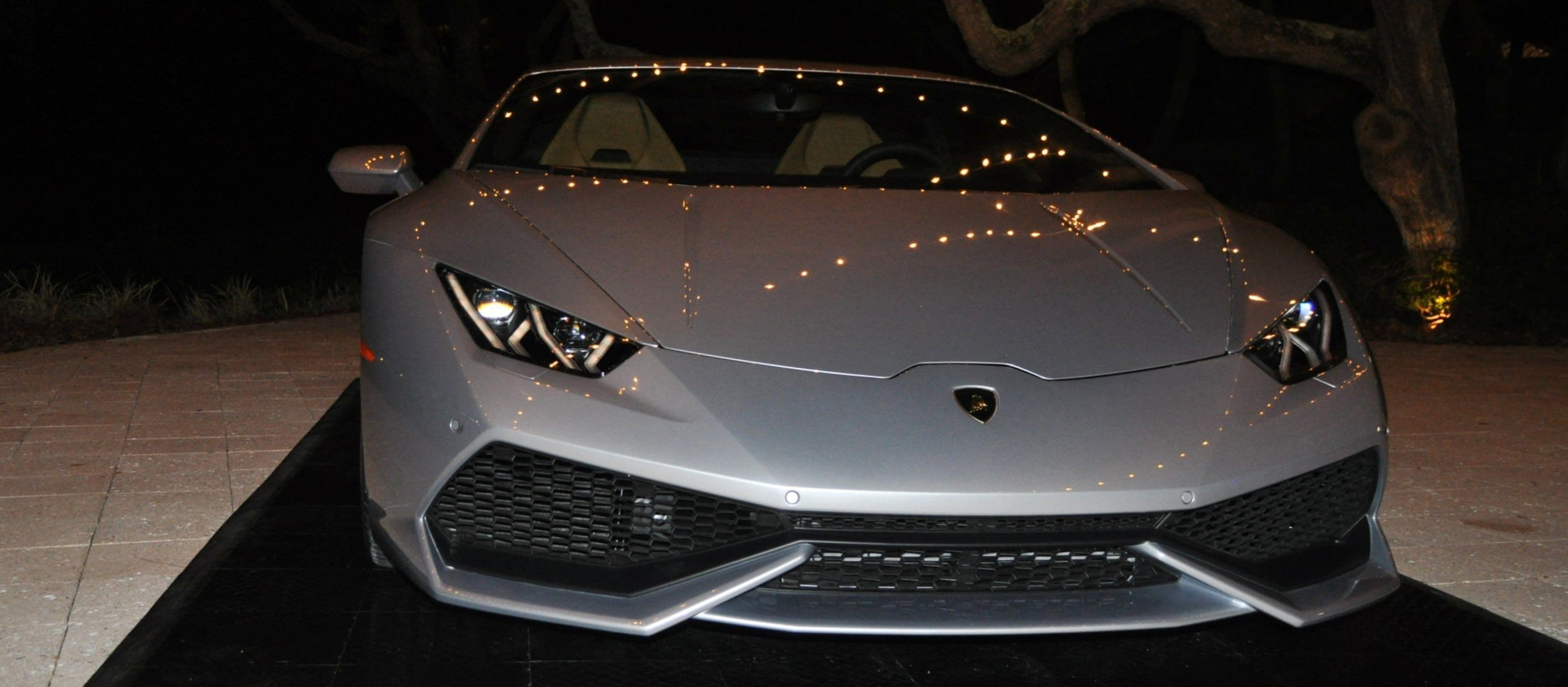 Car-Revs-Daily.com -- 2015 Lamborghini Huracan -- Official American Debut 69