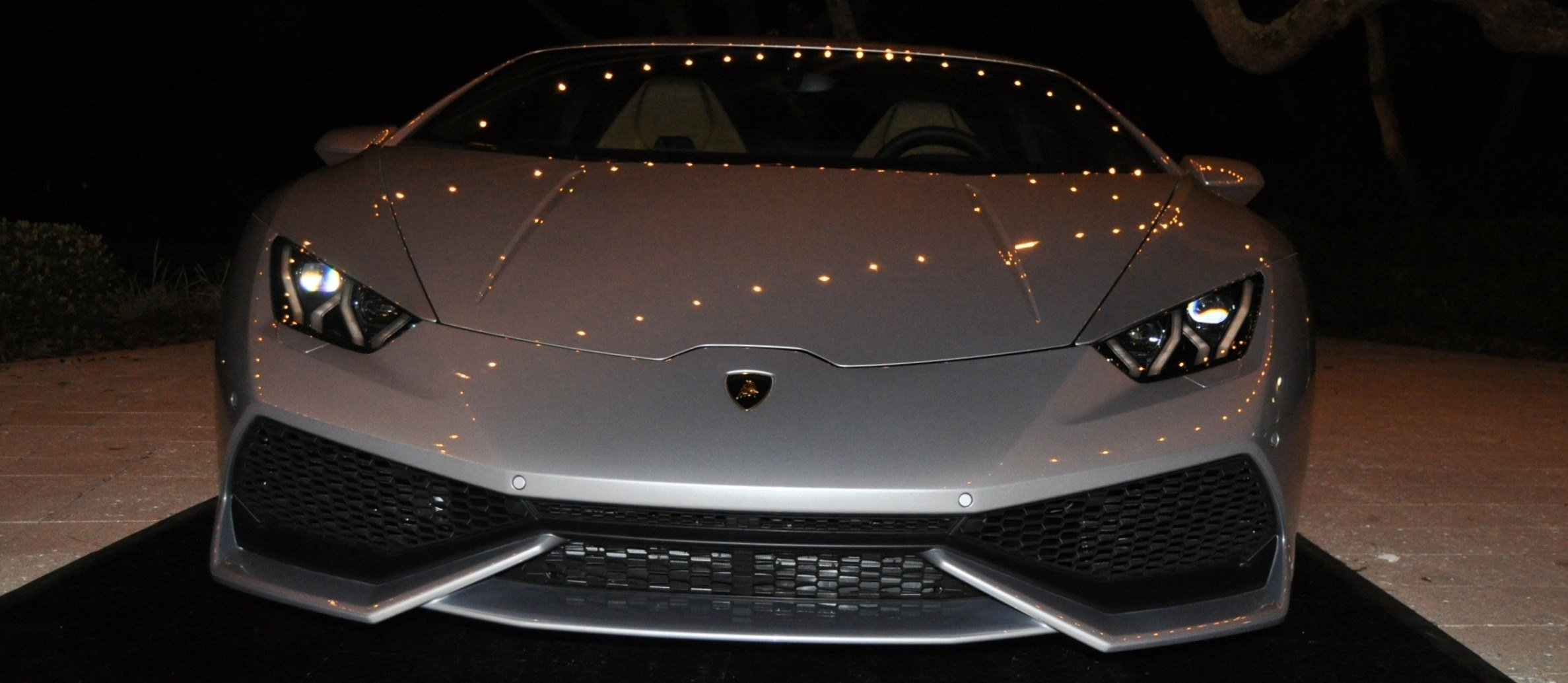 Car-Revs-Daily.com -- 2015 Lamborghini Huracan -- Official American Debut 70
