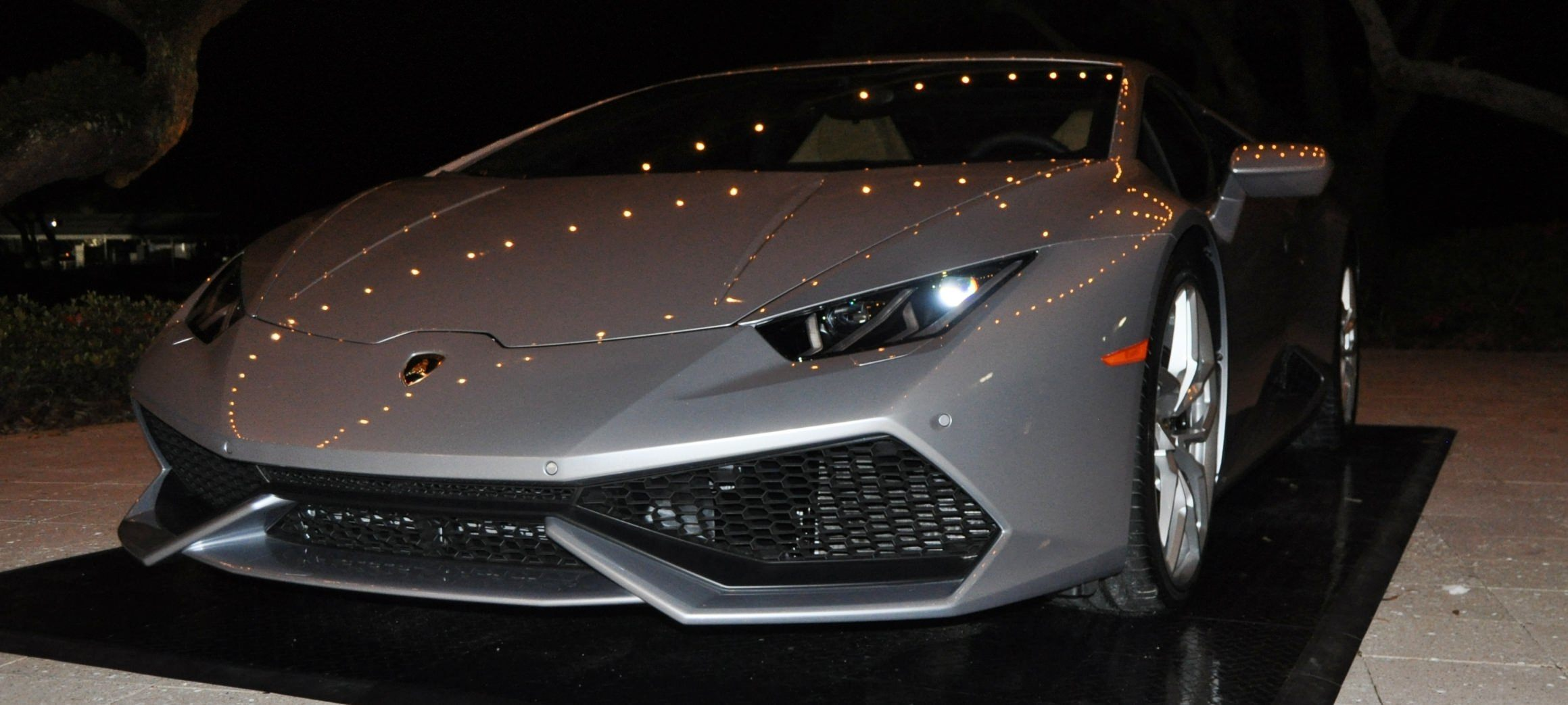 Car-Revs-Daily.com -- 2015 Lamborghini Huracan -- Official American Debut 72