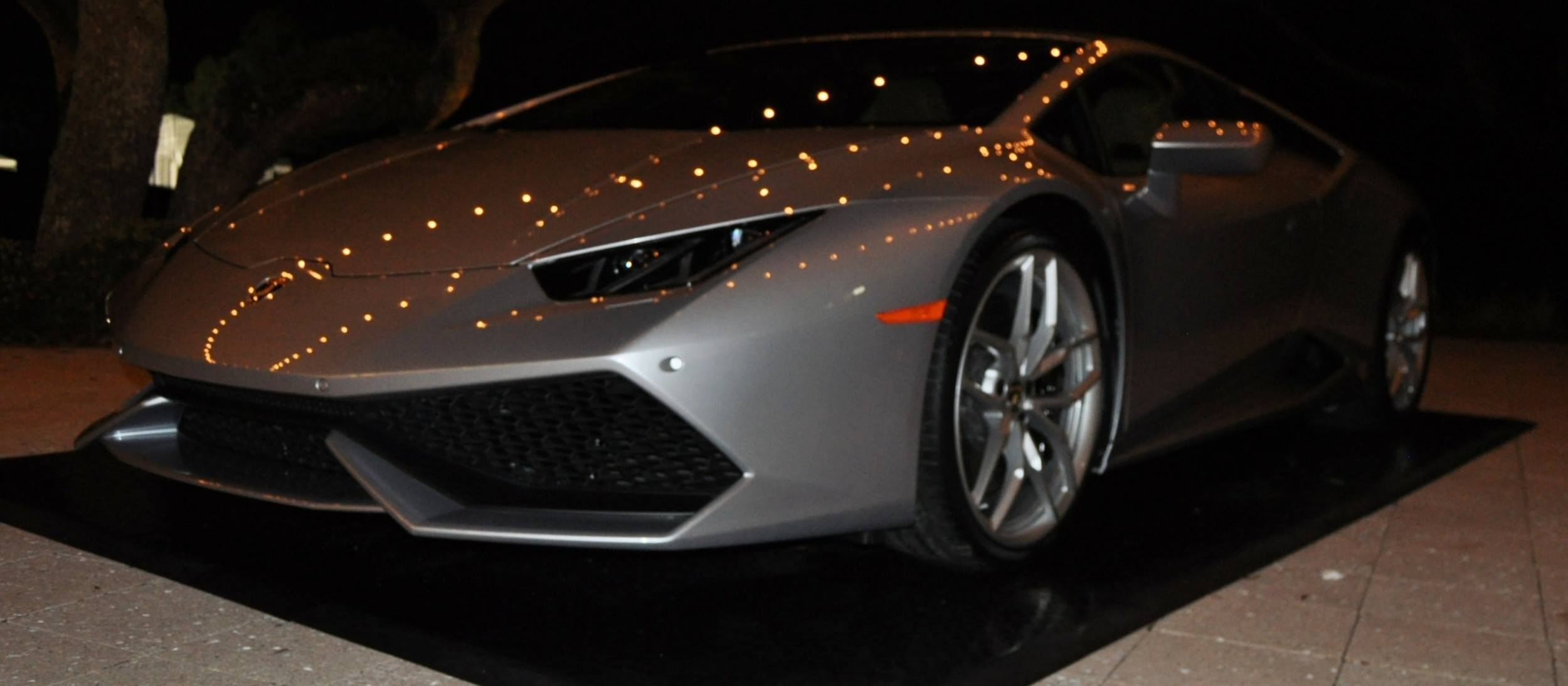 Car-Revs-Daily.com -- 2015 Lamborghini Huracan -- Official American Debut 73