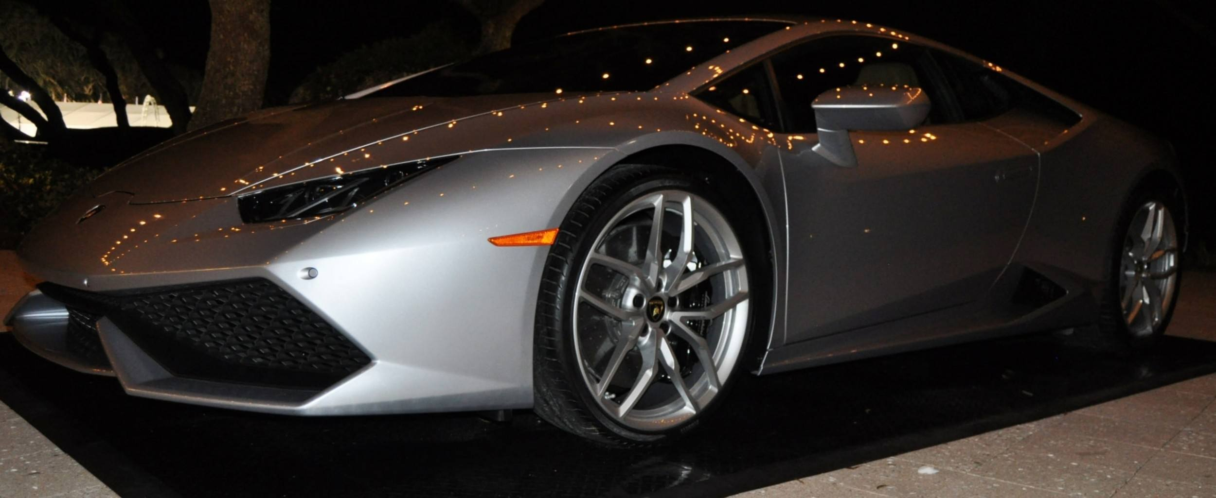Car-Revs-Daily.com -- 2015 Lamborghini Huracan -- Official American Debut 74