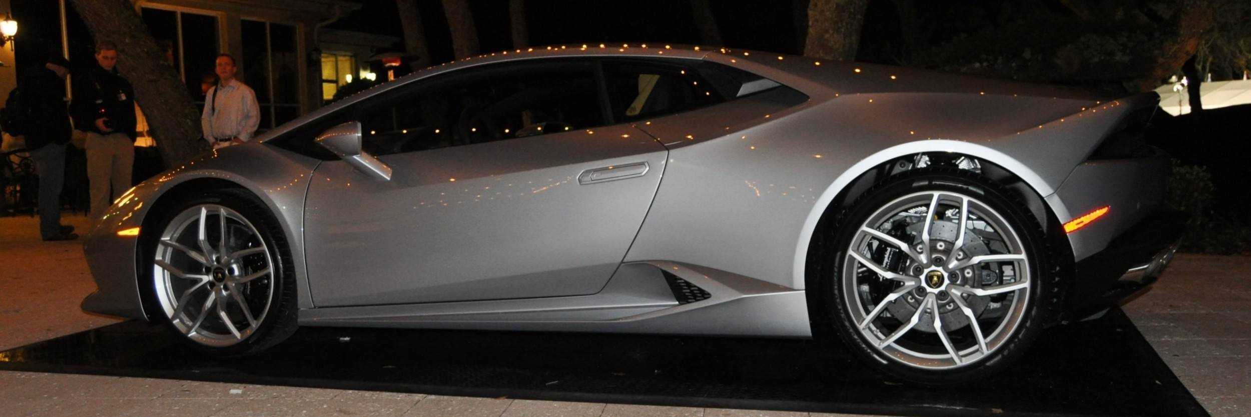 Car-Revs-Daily.com -- 2015 Lamborghini Huracan -- Official American Debut 80