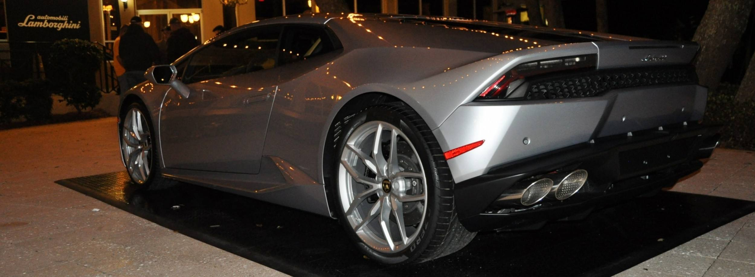 Car-Revs-Daily.com -- 2015 Lamborghini Huracan -- Official American Debut 83