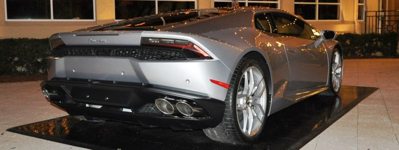 Car-Revs-Daily.com -- 2015 Lamborghini Huracan -- Official American Debut  90
