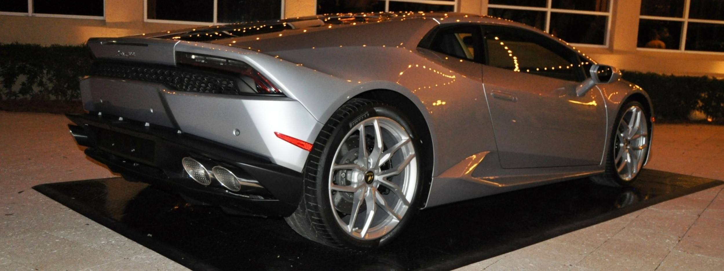 Car-Revs-Daily.com -- 2015 Lamborghini Huracan -- Official American Debut 91