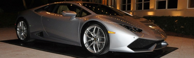 Car-Revs-Daily.com -- 2015 Lamborghini Huracan -- Official American Debut  99