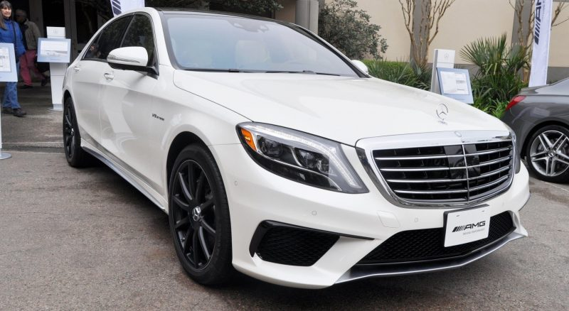 Car-Revs-Daily.com -- 3.9s Mercedes-Benz S65 and S63 AMG 4MATIC -- Cool Buyers Guide Intel -- 40 Real-Life Photos  Animated Option Visualizers 59