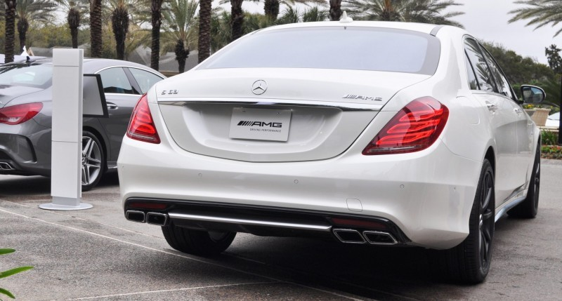 Car-Revs-Daily.com -- 3.9s Mercedes-Benz S65 and S63 AMG 4MATIC -- Cool Buyers Guide Intel -- 40 Real-Life Photos  Animated Option Visualizers 65