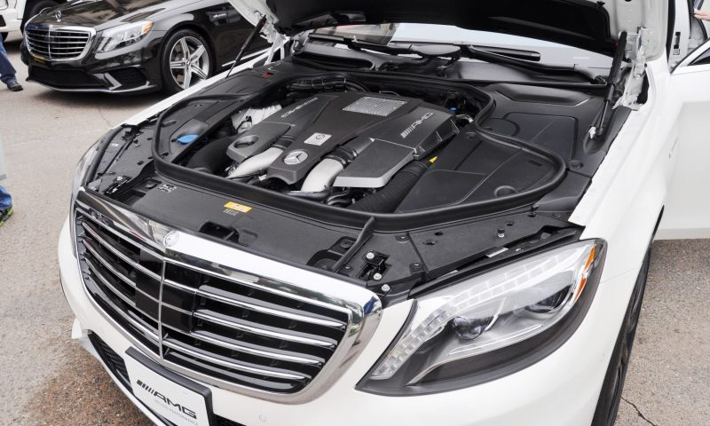 Car-Revs-Daily.com -- 3.9s Mercedes-Benz S65 and S63 AMG 4MATIC -- Cool Buyers Guide Intel -- 40 Real-Life Photos  Animated Option Visualizers 83