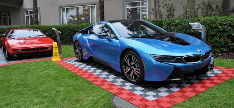 Car-Revs-Daily.com BETA -- DYNAMIC DESKTOP BACKGROUND -- 2015 BMW i8