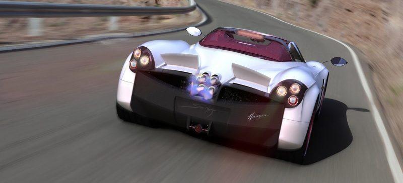 Car-Revs-Daily.com Design Analysis -- PAGANI HUAYRA ROADSTER by Aldo SICA  10