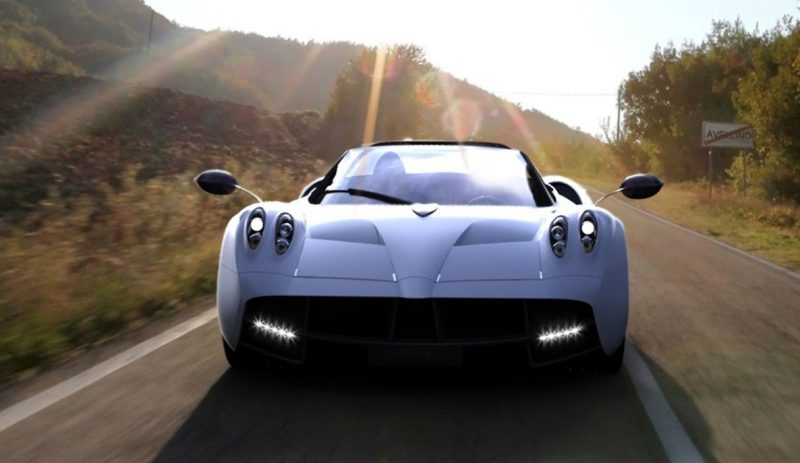 Car-Revs-Daily.com Design Analysis -- PAGANI HUAYRA ROADSTER by Aldo SICA  2