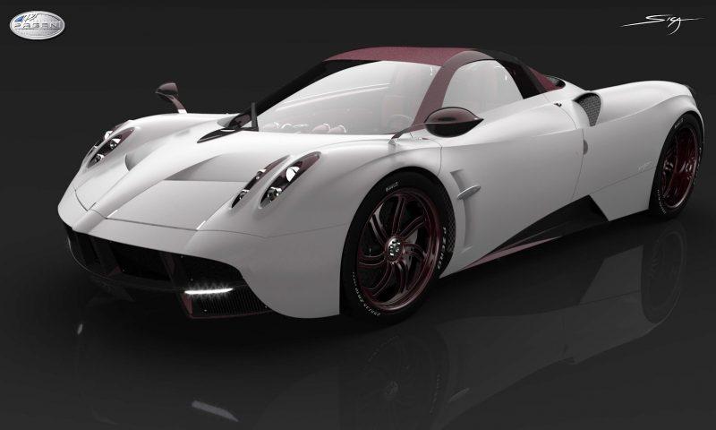 Car-Revs-Daily.com Design Analysis -- PAGANI HUAYRA ROADSTER by Aldo SICA  20