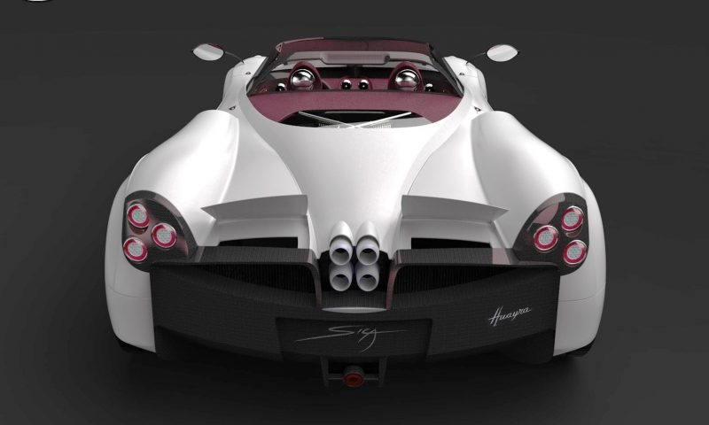 Car-Revs-Daily.com Design Analysis -- PAGANI HUAYRA ROADSTER by Aldo SICA  23