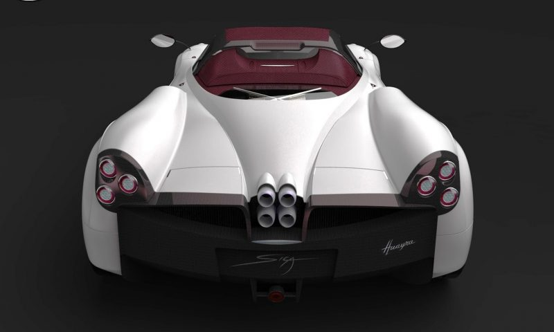 Car-Revs-Daily.com Design Analysis -- PAGANI HUAYRA ROADSTER by Aldo SICA  24