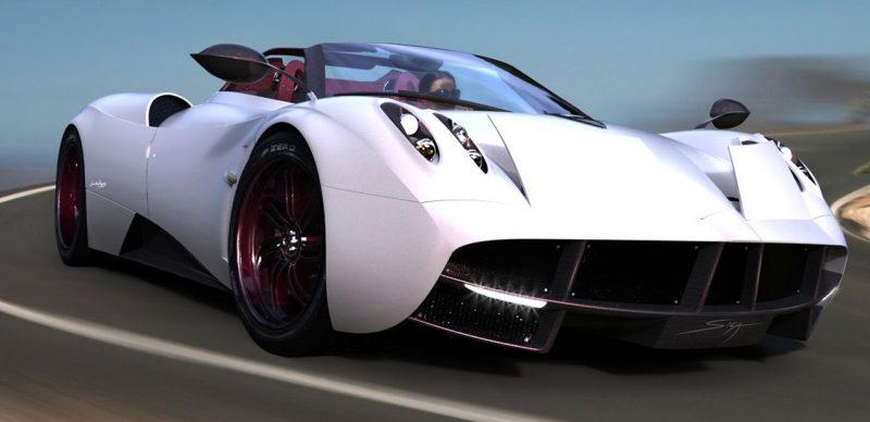 Car-Revs-Daily.com Design Analysis -- PAGANI HUAYRA ROADSTER by Aldo SICA  8