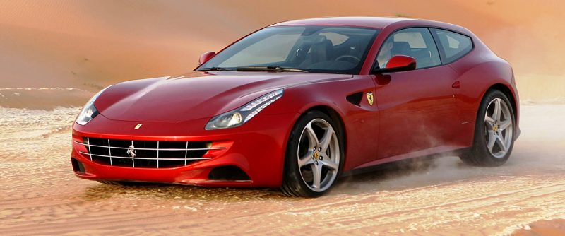 Car-Revs-Daily.com -- Ferrari FF is Monday-Sunday V12 Supercar 137