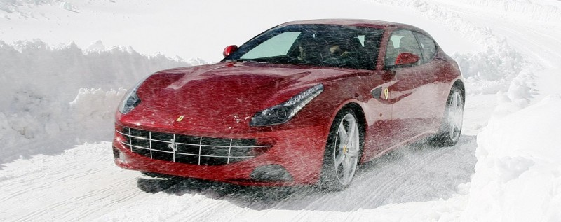 Car-Revs-Daily.com -- Ferrari FF is Monday-Sunday V12 Supercar 159