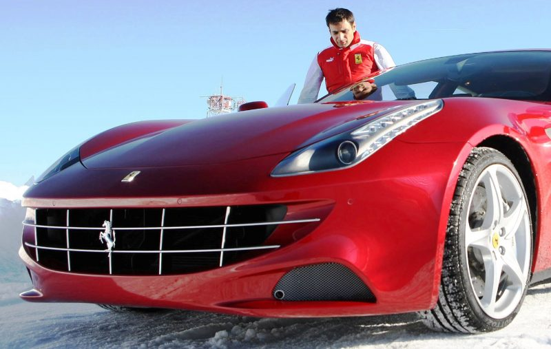 Car-Revs-Daily.com -- Ferrari FF is Monday-Sunday V12 Supercar 167
