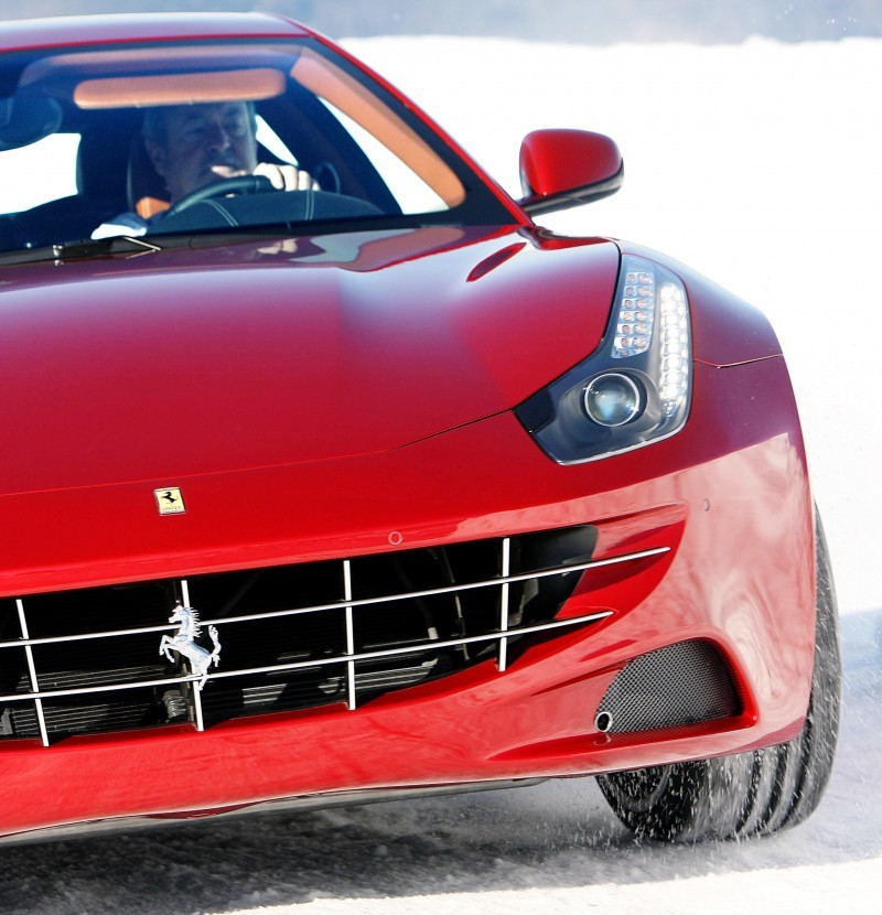 Car-Revs-Daily.com -- Ferrari FF is Monday-Sunday V12 Supercar 168