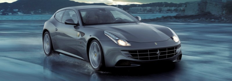 Car-Revs-Daily.com -- Ferrari FF is Monday-Sunday V12 Supercar 210