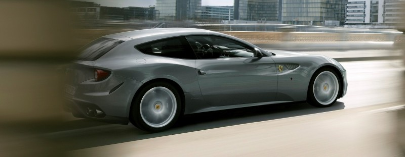 Car-Revs-Daily.com -- Ferrari FF is Monday-Sunday V12 Supercar 212