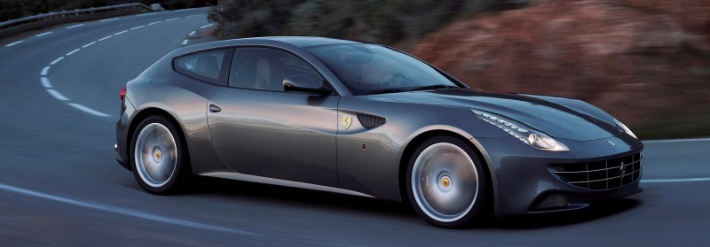 Car-Revs-Daily.com -- Ferrari FF is Monday-Sunday V12 Supercar 213