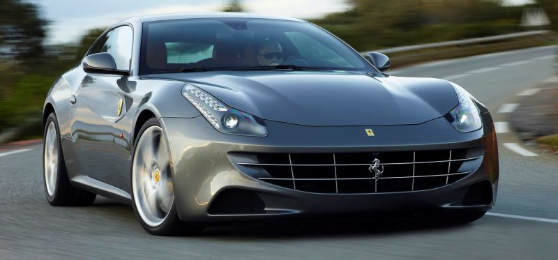 Car-Revs-Daily.com -- Ferrari FF is Monday-Sunday V12 Supercar 232