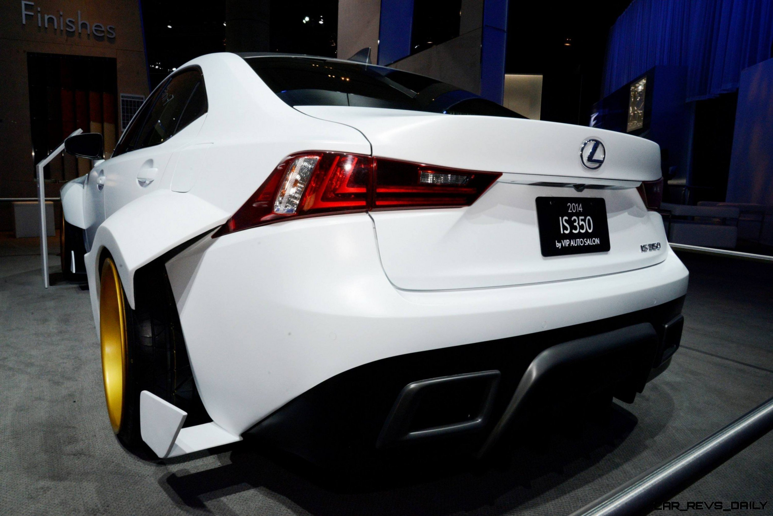 Car Tire Pressure >> Best of SEMA 2013 -- Lexus IS350 F Sport Widebody by DeviantART Is Sexy Engineering Co**Tease