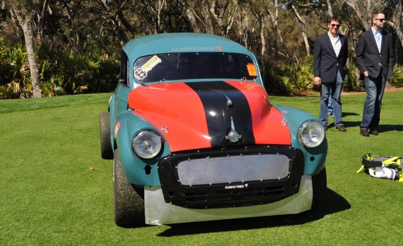 Car-Revs-Daily.com -- Morris Minor V8 by 6Proton 12