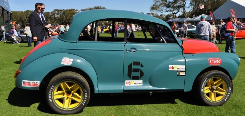 Car-Revs-Daily.com -- Morris Minor V8 by 6Proton 20