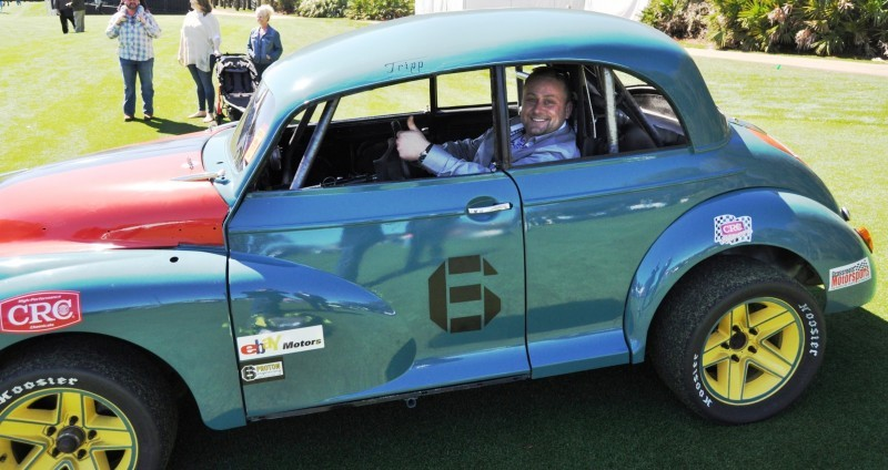 Car-Revs-Daily.com -- Morris Minor V8 by 6Proton 5