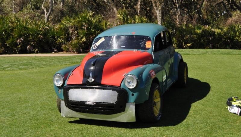 Car-Revs-Daily.com -- Morris Minor V8 by 6Proton 9