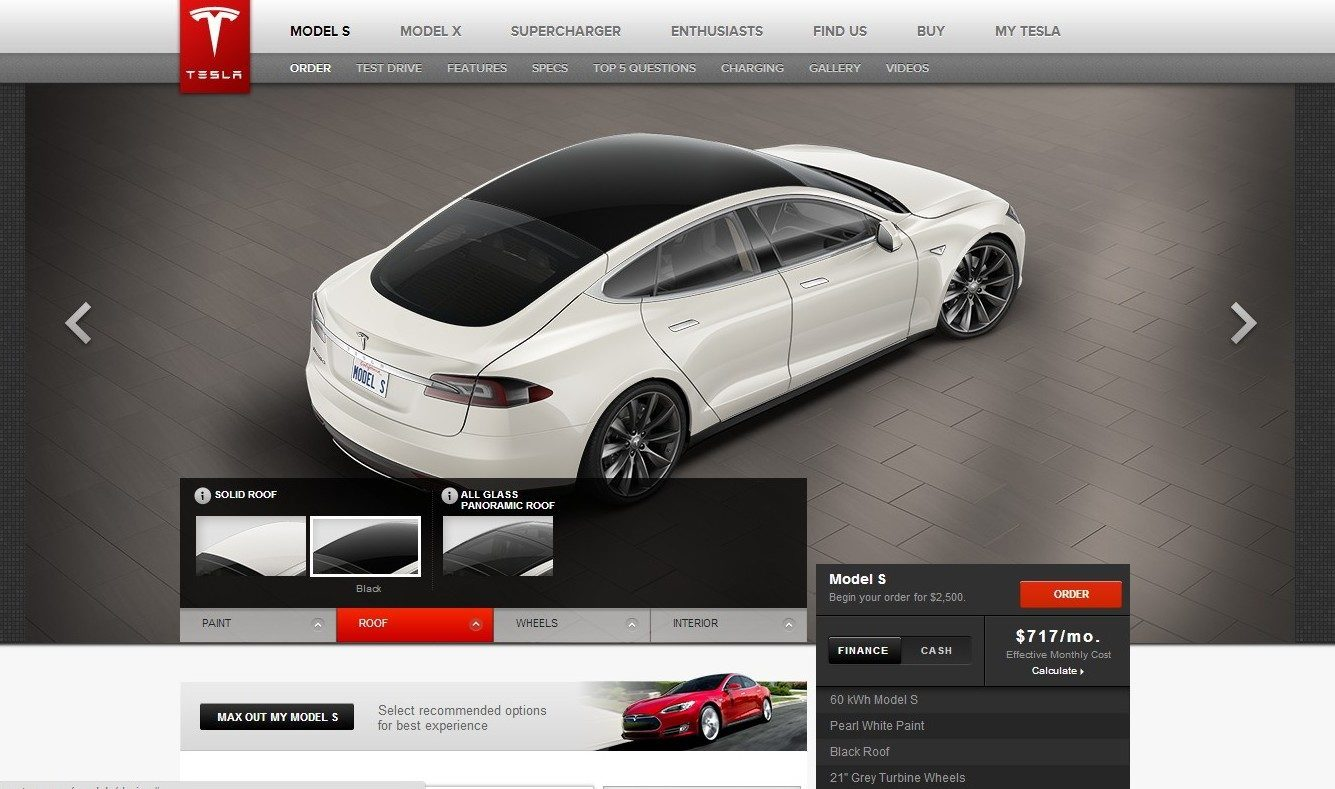 OPED Tesla Increasing AlreadyHefty Risks Online Build Shows - All models of tesla