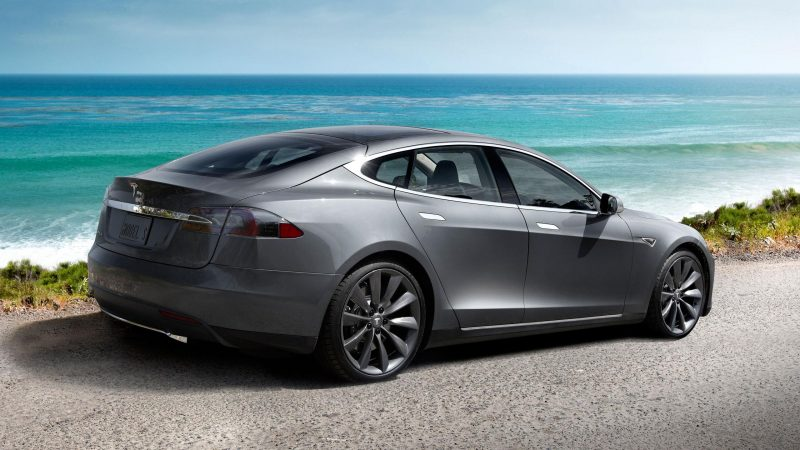 Car-Revs-Daily.com Op-Ed on TESLA plus Model S Is Indeed Genius Achievement Near Base Price Levels 40