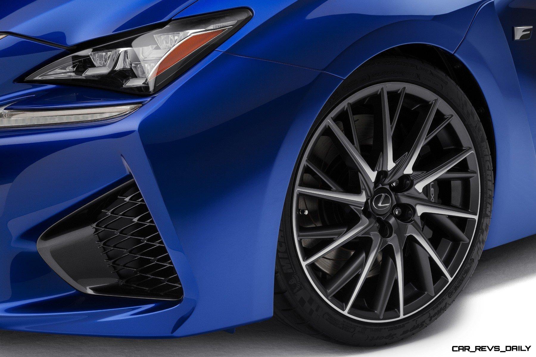 Car-Revs-Daily.com Supercar HQ Photo 2015 Lexus RC F4