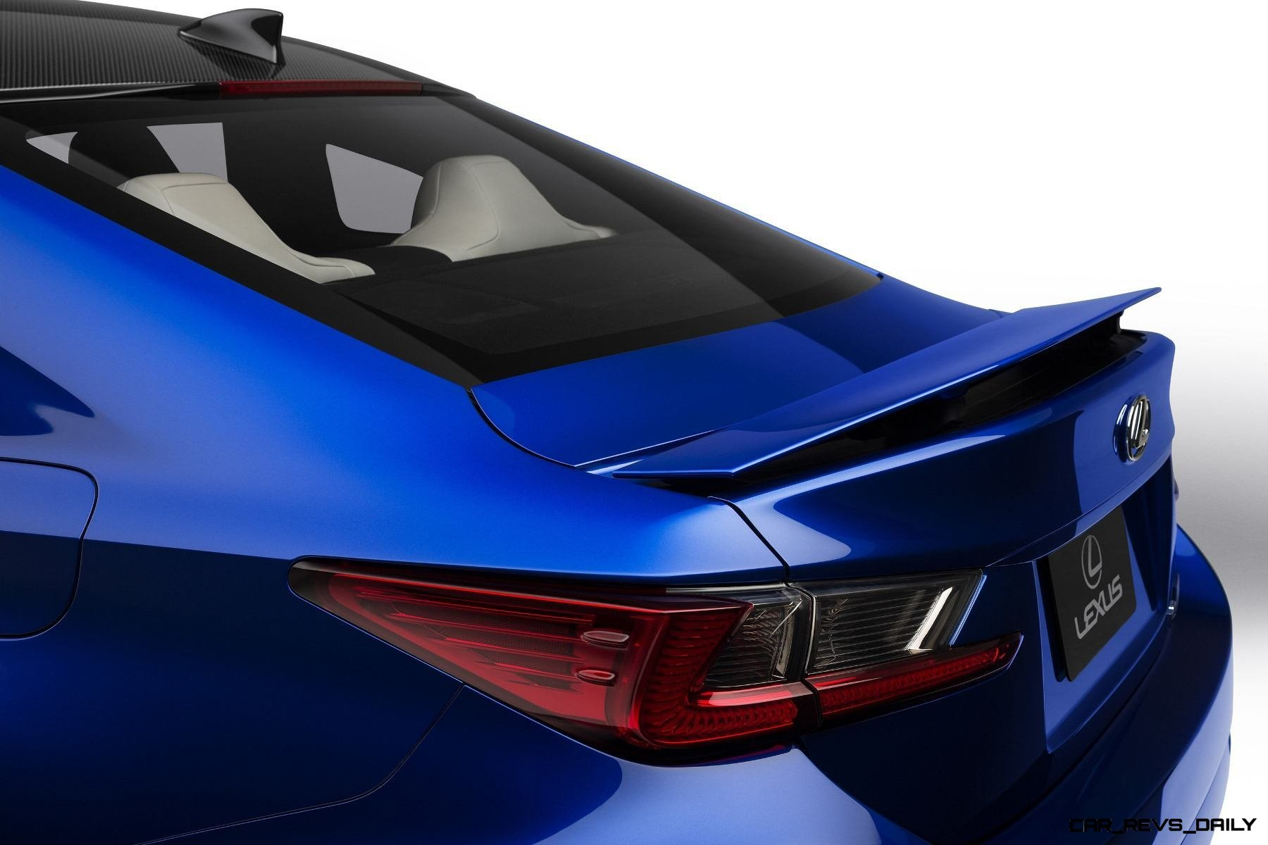 Car-Revs-Daily.com Supercar HQ Photo 2015 Lexus RC F5