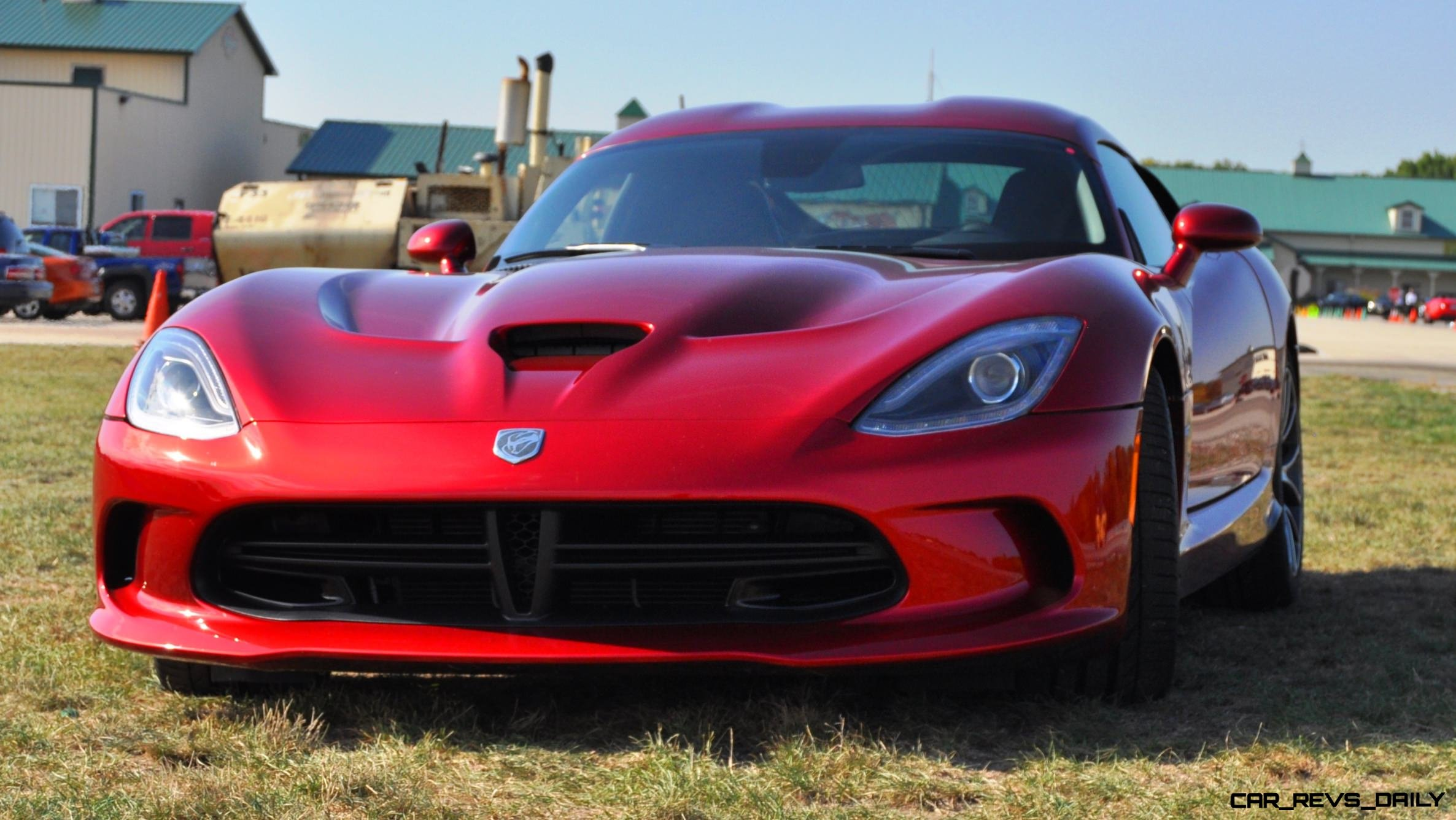 CarRevsDaily.com - 2014 SRT Viper GTS - Huge Wallpapers7