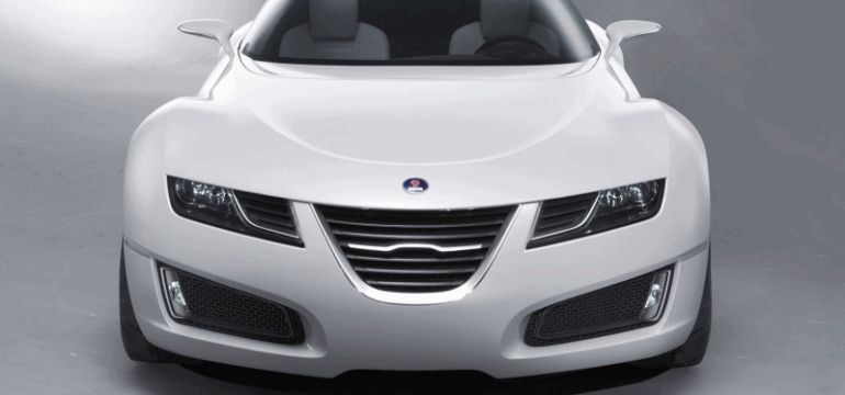 Concept to Reality -- 2006 SAAB Aero-X HEADER GIF